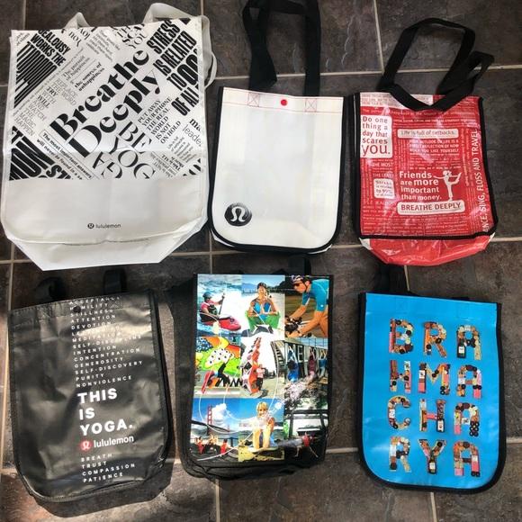 Lululemon Bag Bundle
